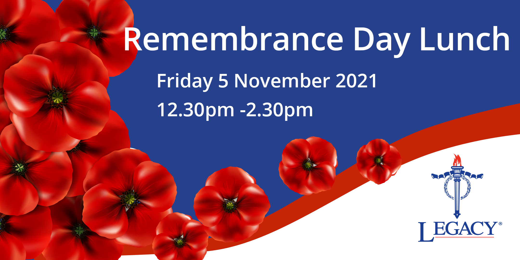 Legacy Remembrance Day Lunch 2021